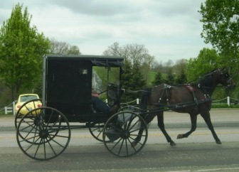 AMISH CUSTOMS SEPARATE AND PRESERVE THE AMISH LIFESTYLE